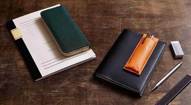 2016年は変形ペンケースが熱い!キングジムのノートや手帳にはさめるペンサムが斬新で便利!