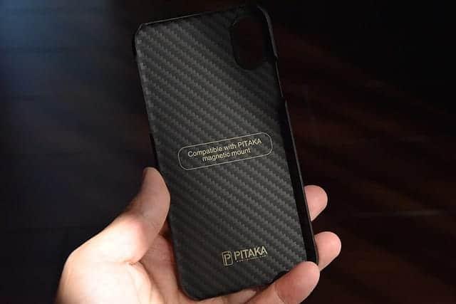 薄く軽く強いPITAKAのiPhone X ケース購入レビュー。iPhone 7 Plusで良かったのでリピート購入!