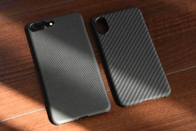 iPhone 7 Plus との大きさ比較