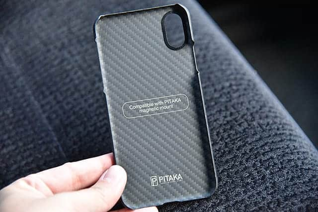 PITAKAのiPhoneケース