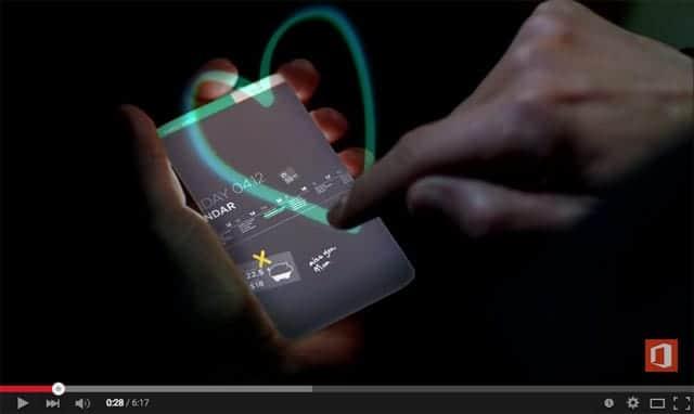 将来を考えるきっかけに。マイクロソフトが描く近未来の生活