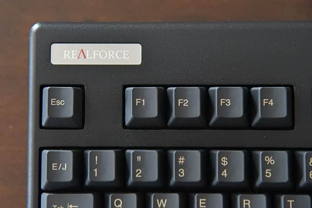 Realforce 91UBK-S 購入レビュー