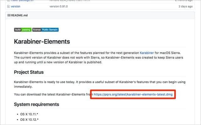 GitHub - Karabiner-Elements