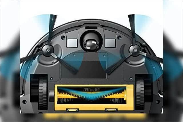 RoboVac 10(ロボバック テン) 底面