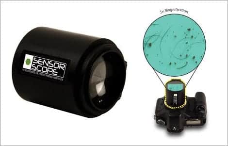 Delkin Device:Sensor Scope