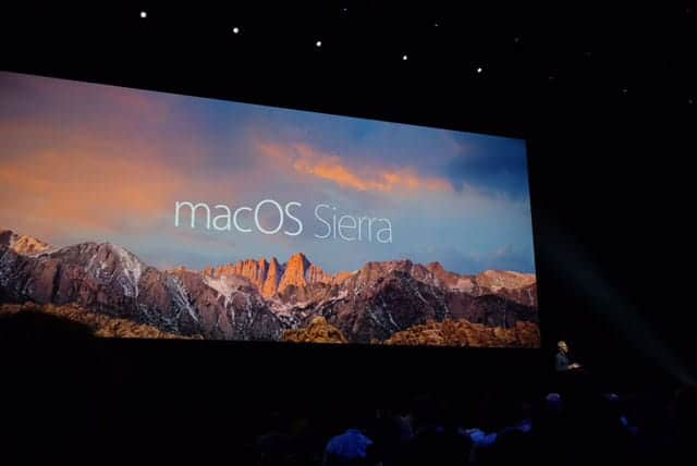 macOS Sierraを早速使ってみて分かったこと