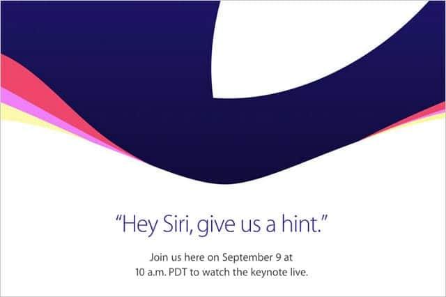 Hey Siri give us a hint