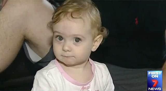Siriに救われた1歳の赤ちゃん