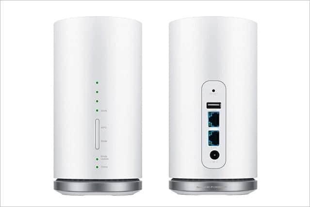 自宅には固定インターネット回線じゃなく無線のホーム型ルータを置く時代に『Speed Wi-Fi HOME L01』