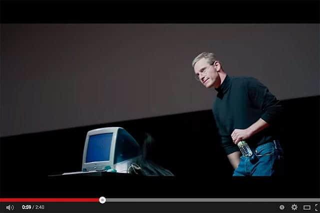 ちょっと激しいジョブズが見られる?映画『Steve Jobs』新しい予告編が公開