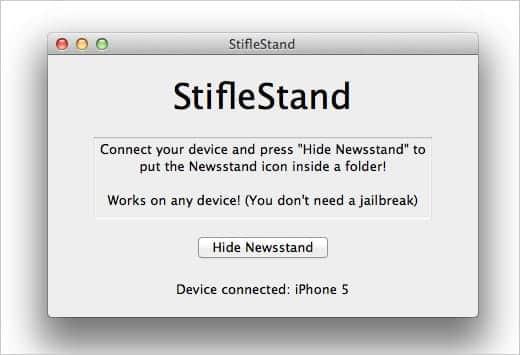 StifleStand