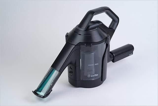 濡れたゴミも吸い取れる!掃除機の先に取り付けるだけで、水洗いクリーナーに変身『SWITLE(スイトル)』