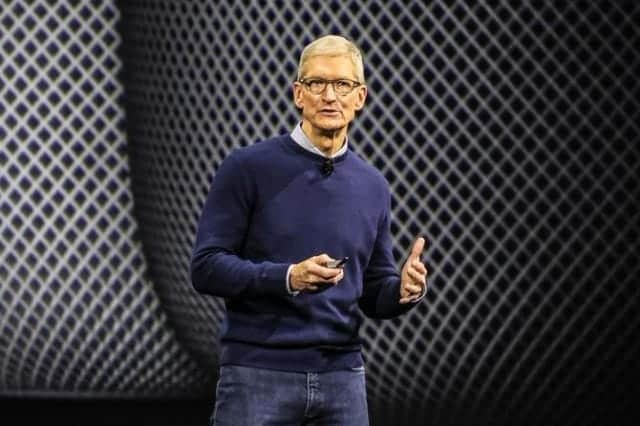 Apple投資拡大 5年で約3兆円、雇用2万人