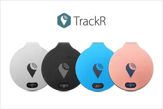 無くしたものをすぐ発見!小さすぎる紛失防止キーホルダー(トラッキングデバイス)「TrackR」がすごい