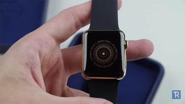 128万円と148万円のApple Watch Edition 開封動画