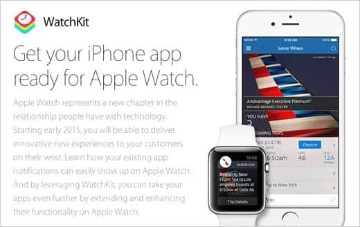 WatchKit提供開始