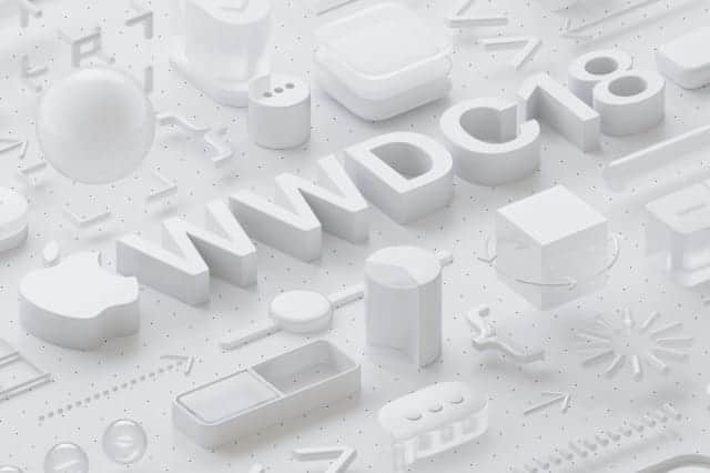 WWDC 2018、6月4日に開幕へ