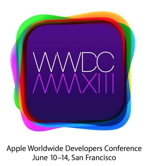 WWDC2013のロゴ
