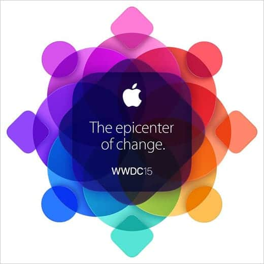WWDC 2015 The epicenter of change.