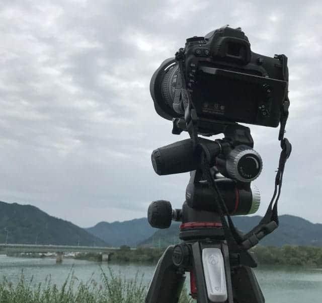 花火撮影時のカメラ設定