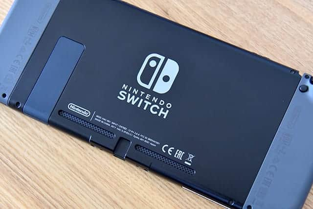 Nintendo Switchはお気に入りのゲームハード。