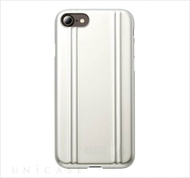 ZERO HALLIBURTON PC for iPhone7 シルバー