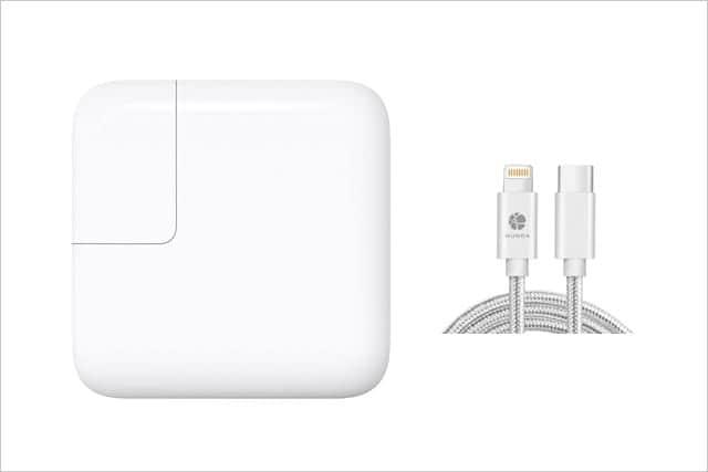 iPhone 8/8 Plus/Xは高速充電にも対応