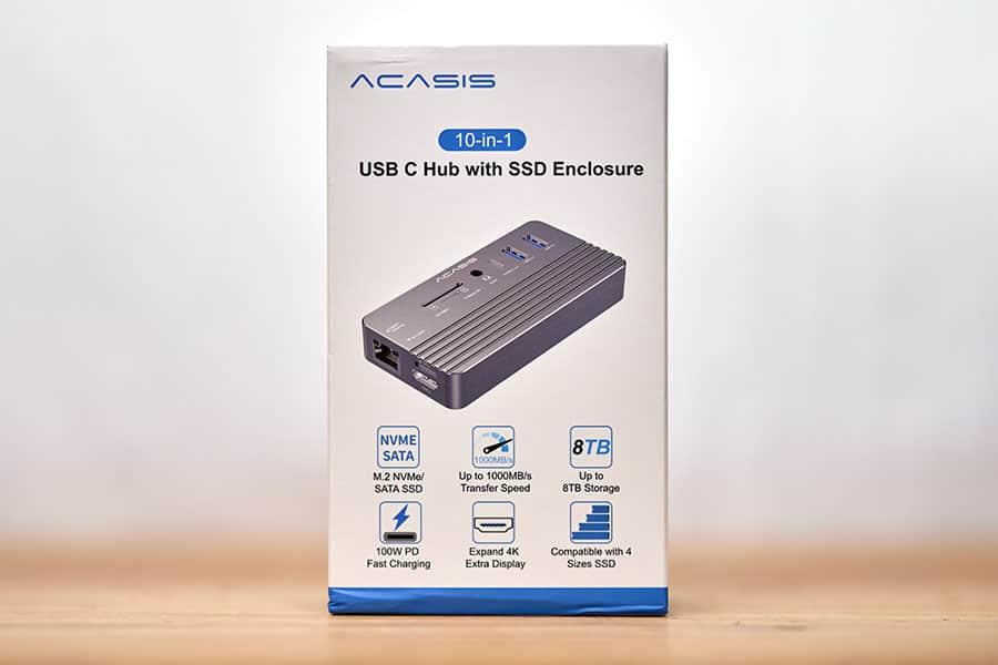 ACASISパッケージ