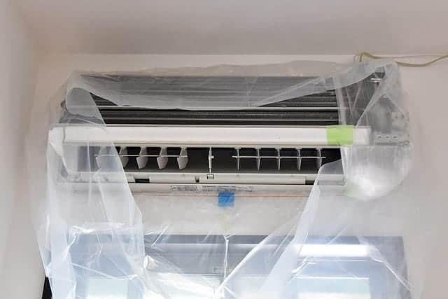 費用は約3,600円!噴霧器とカバーとカビキラーでエアコン洗浄やってみた。無理なら一括見積がおすすめ