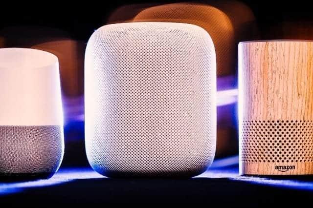 Siri、Alexa、Googleアシスタント、勝者は?