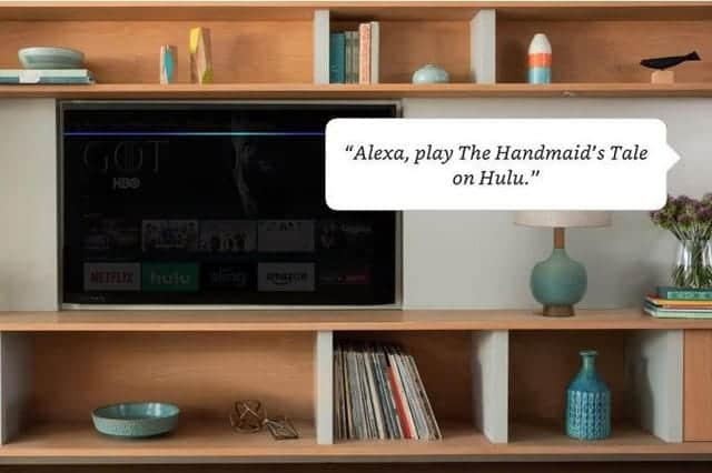 Alexa FireTVでサードパーティアプリを操作可能に