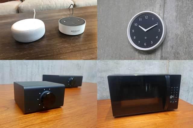 Alexa搭載の時計やレンジなどEchoシリーズ大拡充