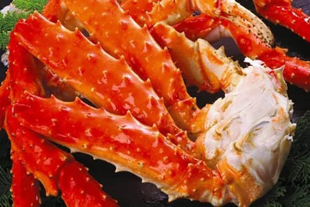 SHUEI ボイル本たらば蟹足 1.5kg