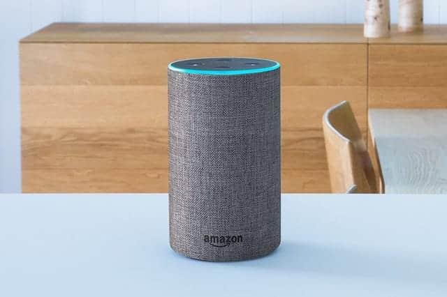 Amazon Echo スマートスピーカー