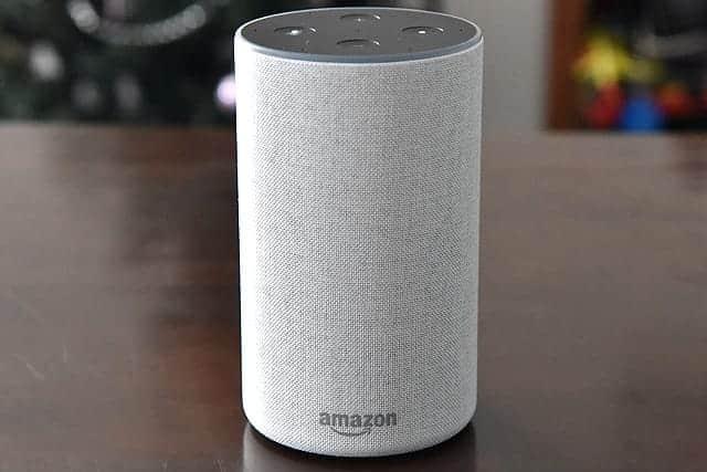 Amazon Echo本体
