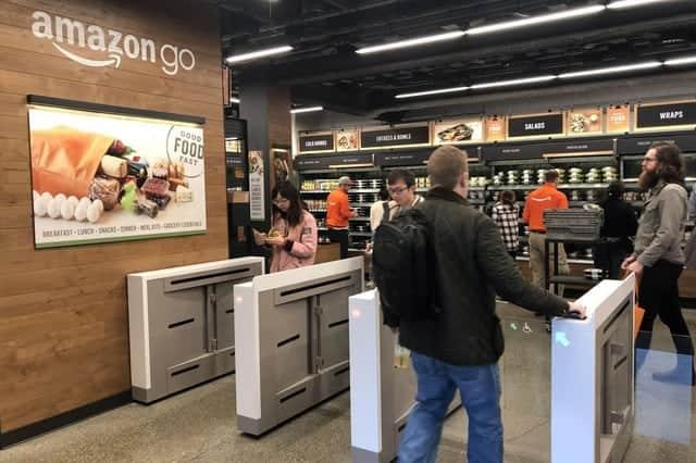 Amazon、レジなしコンビニ3000店舗へ