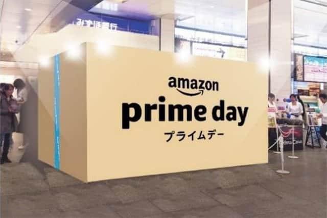 Amazonプライムデー体験イベントが羽田と梅田で開催
