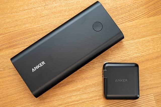 26800mAh!Anker PD対応の超大容量モバイルバッテリー購入レビュー