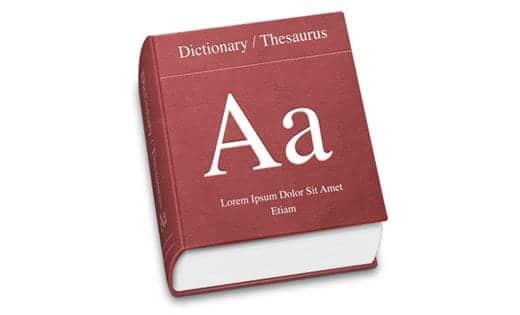Mac 辞書アプリ