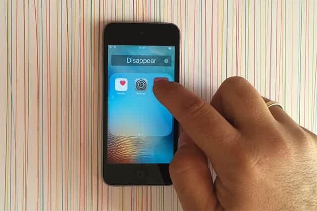 裏技!iPhoneの消せないアプリを消す方法があった!