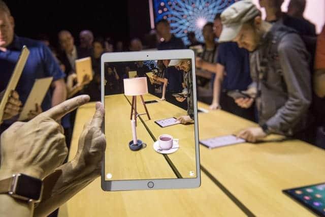 Apple、ARKitの知られざる可能性