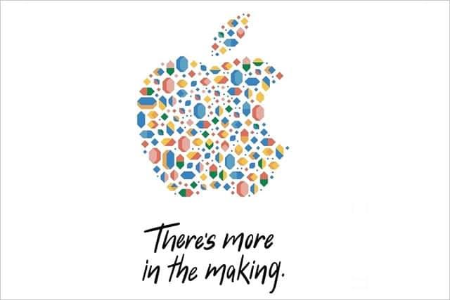 新iPad!米国時間10月30日にイベント開催