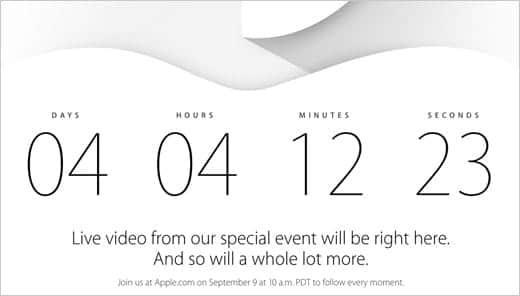 アップルがKeynoteをライブで公開