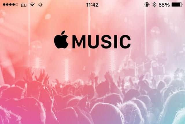 Apple Music 3ヶ月無料トライアル受付開始!