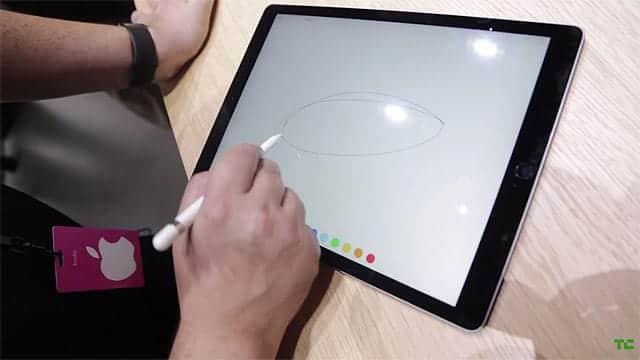 Appleペンシル 遅延ゼロ