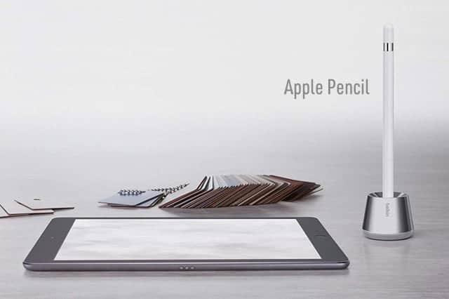 Apple Pencilと一緒に使いたい3アイテム 替芯とスタンド2種