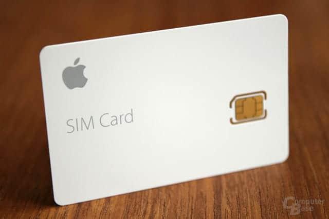 Apple SIM(アップルシム)が日本でも提供開始!通信網はauのネットワークに決定。