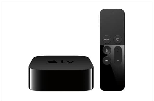 新型 Apple TV 10月26日から注文受付開始