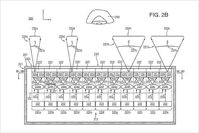アップル、画面の視野角を動的に調整する技術で特許取得