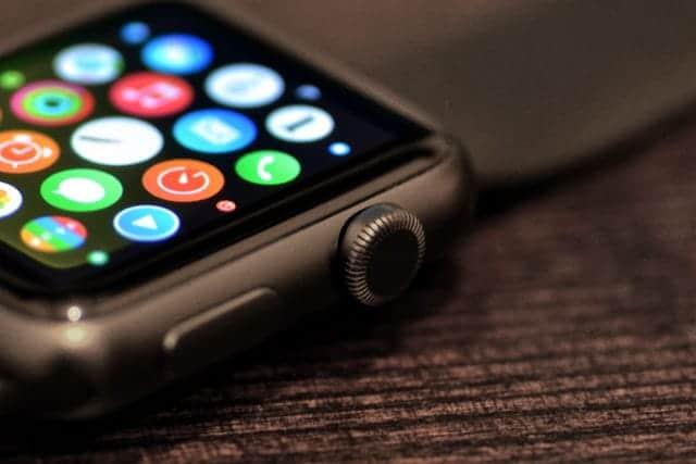 Apple Watch デジタルクラウンが動かないときの対処方法
